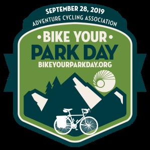 Bike Your Park Day logo
